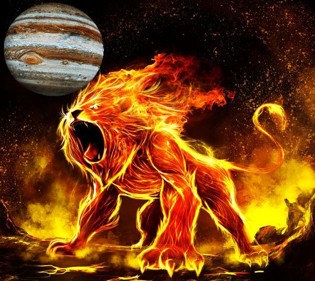 Jupiter in LEO (Simha Rasi)
