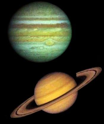 jupiter saturn exalted 2014