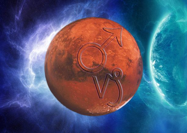 mars exalted in capricorn