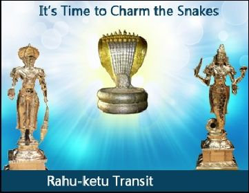 Rahu Ketu transit january 2013